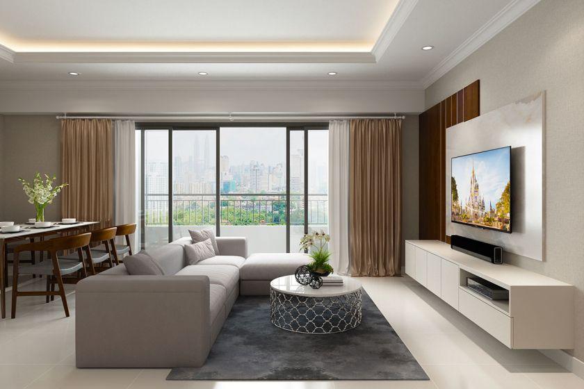 Phối cảnh nội thất nhà phố – chung cư